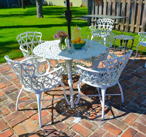 Victorian Patio Set