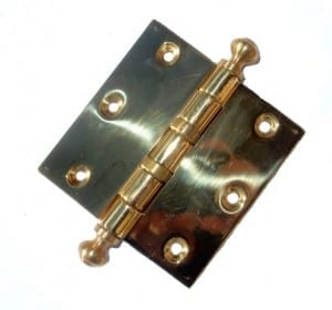 Solid Brass Ball Bearing Hinges