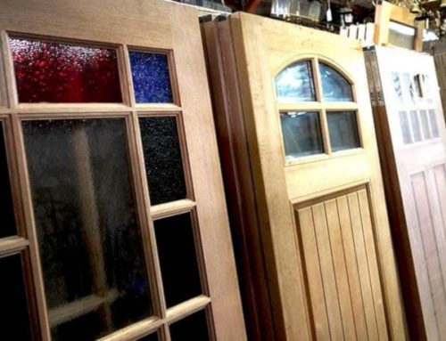 Paint Your Antique Door This Summer