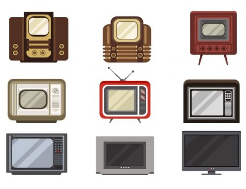 The Evolution Of TV Sets